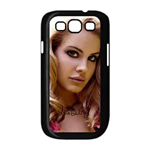 Customiz American Famous Singer Lana Del Rey Back Case for Samsung Galaxy S3 I9300 JNS3-1521