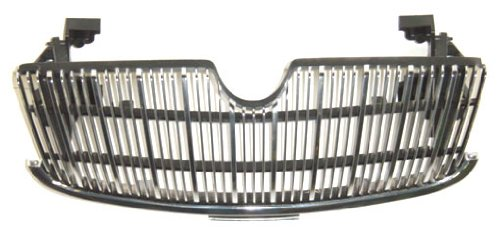 - OE Replacement Mercury Grand Marquis Grille Assembly (Partslink Number FO1200339)