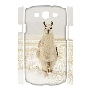 Custom 3D Case for Samsung Galaxy S3 I9300 with Alpaca shsu_1966552 at SHSHU