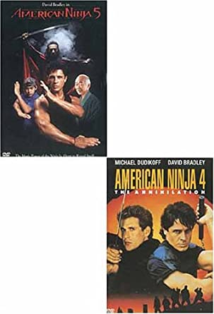 Amazon.com: American Ninja 4 - The Annihilation / American ...
