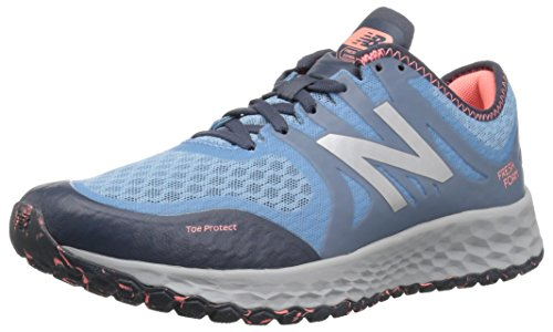 New Balance Women's Kaymin Trail v1 Fresh Foam Trail Running Shoe, Tidepool,...