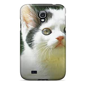 Fashion Protective Kitten 2 Case Cover For Galaxy S4