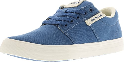 7285361b60 Galleon - Supra Men's Stacks Vulc Ii Slate/Bone Ankle-High Fashion Sneaker  - 8.5M