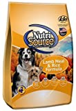 6.6LB Lam/Rice Dog Food by NutriSource