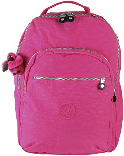 Kipling Seoul Backpack with Laptop Protection - Hydrangea Pi