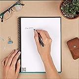 Rocketbook Smart Reusable Notebook - Lined Eco