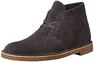 Clarks Men's Bushacre 2 Chukka Boot, Steel Blue, 9.5 M US (B005KLZ4G4) | Amazon price tracker / tracking, Amazon price history charts, Amazon price watches, Amazon price drop alerts