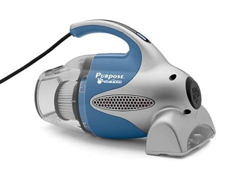 Dirt Devil M0105 Sin bolsa Azul, Plata - Aspiradora (HEPA ...