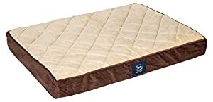 Serta Orthopedic Quilted