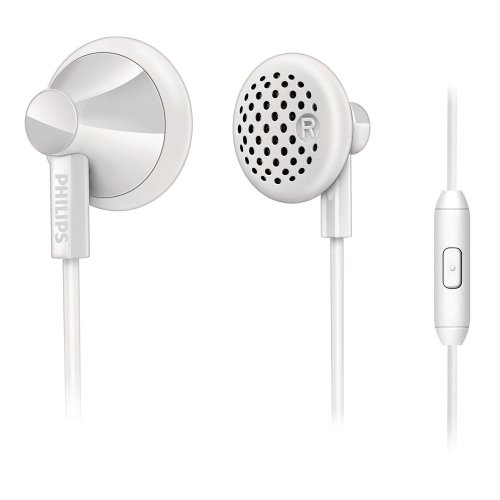 (Philips In-Ear Headset SHE2105WT/28 White)