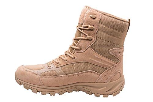 Lapg Tac Utøveren 7 Tommers Boot Coyote ...