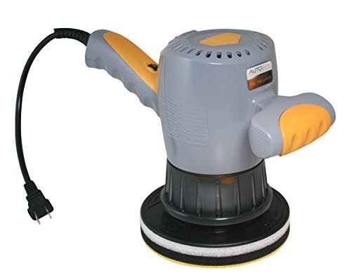 AutoSpa 94009AS Dual Speed 6' Professional Polisher with 3 Bonus Bonnets