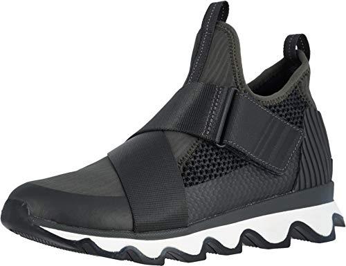 SOREL - Women's Kinetic Sneak Casual Mesh Sneakers, Alpine Tundra, 8.5 M US ()