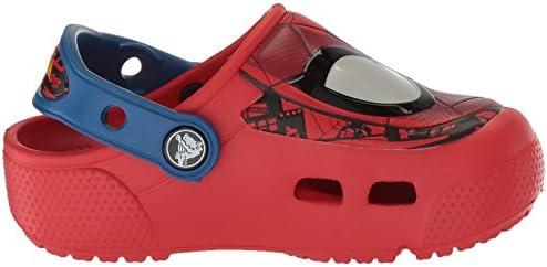 Crocs Boys' FunLab Spiderman Lights