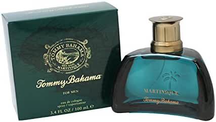 Tommy Bahama Set Sail Martinique Cologne Eau de Cologne Spray for Men, 3.4 Ounce