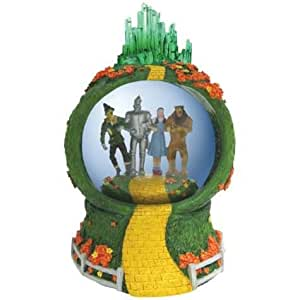 Westland Giftware Emerald City 100mm Musical Water Globe Collectible