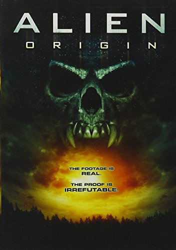 Alien Origin (DVD)