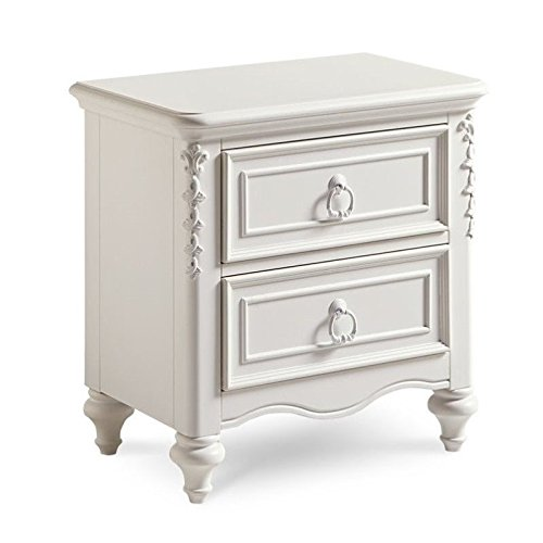 Samuel Lawrence Furniture SweetHeart Nightstand in White