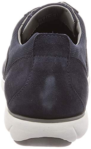 Cordones Oxford F Nebula B C4002 Navy Para Geox Zapatos De Hombre U pYAqOwn0