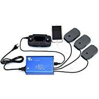 Hobby Signal 5 in1 Battery Parallel Charger USB Charger RC Smartphone Charger for DJI MAVIC PRO