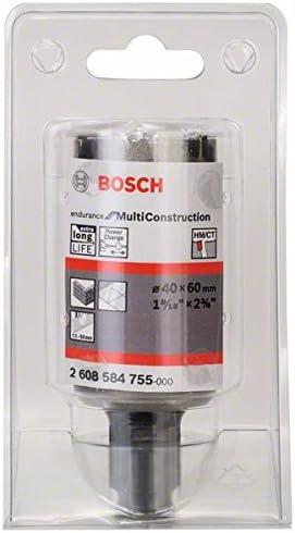 Bosch 2608584755 Scie cloche Multi Construction 3 crans 40 mm