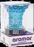 Aromar LED Fragrance Lamp Blue and White