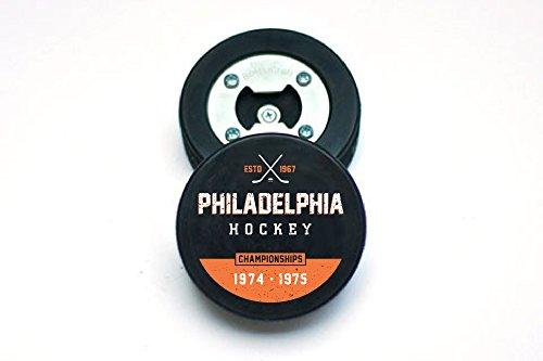 PuckOpener Hockey Bottle Opener Philadelphia product image