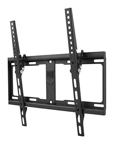 One For All WM4421 Tilt Solid Wall Mount for 32 - 60-Inch LED/LCD Smart TV - Black by One For All