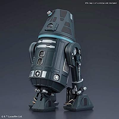 Bandai Hobby Star Wars 1/12 Plastic Model R4-I9 ''Star Wars''