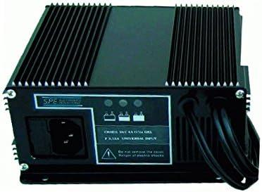 Q-Batteries energiesparendes Hochfrequenzladegerät 24V 2,5A by S.P.E. Cargador.