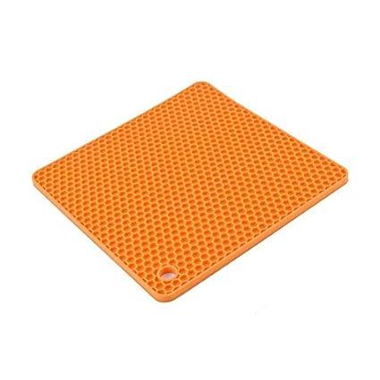 Amazon.com: eDealMax cuadrado del silicón de la Taza del ...