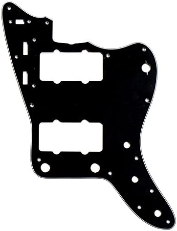 Allparts PG-0582-033 Black Pickguard for Jazzmaster