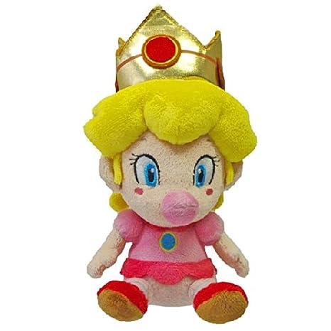 Together - Peluche - Super Mario - Baby Peach 13cm - 3700789290186