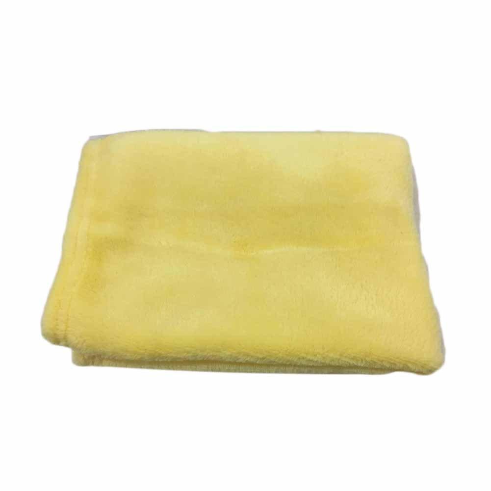 45 x 65 cm colore: rosso Coperta in flanella di flanella in pile super morbido per letto singolo per divano e divano calda