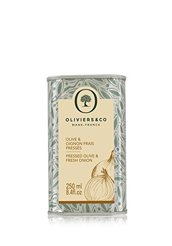 Oliviers & Co Fresh Onion and Olive Oil, 8.4 fl.oz
