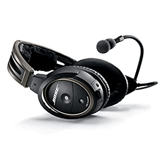 Bose A20 Aviation Headset with Standard Dual Plug Cable, Black (B010FTYRU4) | Amazon Products