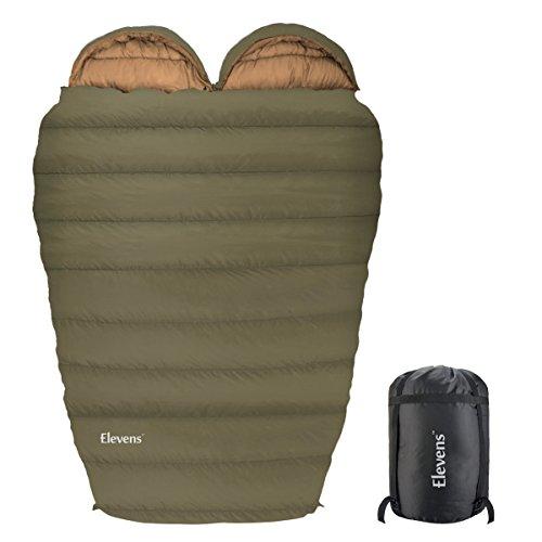 2 Person Ultralight Sleeping Bag - 4