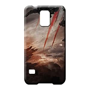 samsung galaxy s5 Shock Absorbing New Style New Fashion Cases phone carrying case cover godzilla 2014 movie