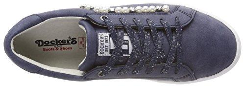 Dockers by Gerli Damen 38pd212-630660 Sneaker Blau (Navy 660)