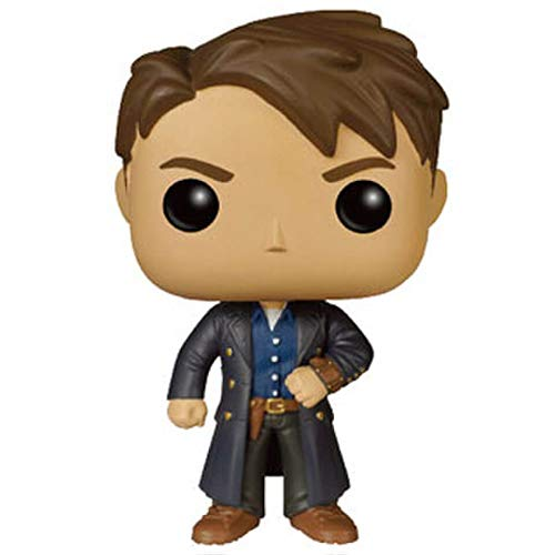 Funko Pop TV: Doctor Who - Jack Harkness Vortex Manipulator Exclusive Vinyl Figure ()