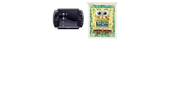 Sony PSP 3000 + Bob Esponja videoconsola portátil Negro 10,9 cm ...