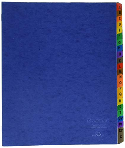 Pendaflex Daily A-Z Indexing Midnight Blue Desk File/Sorter,(11015)1 EA