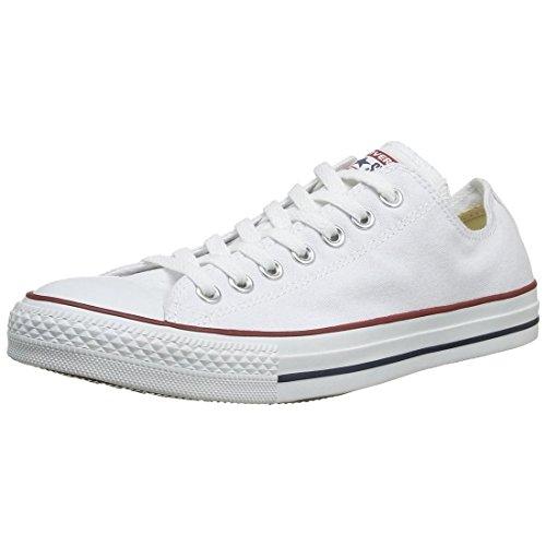 premium selection 9b6b0 5508d Ox Star Conversechuck Bianco Unisex Adulto Core Sneaker Converse All bianco  Taylor Eu 41 q4pAwg
