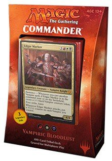 Magic The Gathering MTG Commander 2017 Deck – Vampiric Bloodlust
