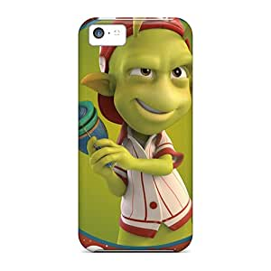 Defender Case With Nice Appearance (planet Cartoons) For Iphone 5c