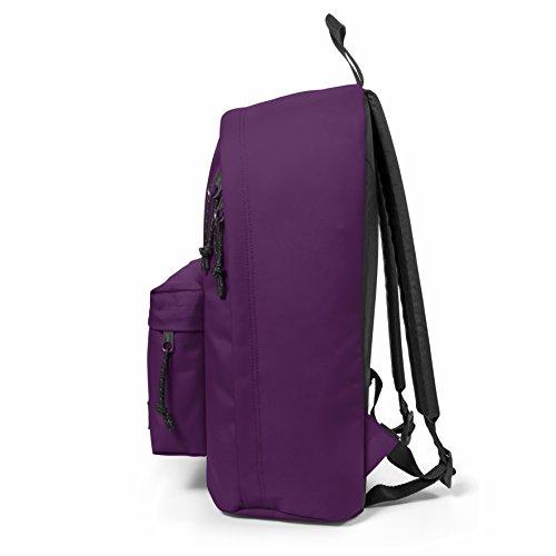 Of 27 Cm Noir Épaule 44 Office L Eastpak Purple Out power À Violet Sac a5gpAqw