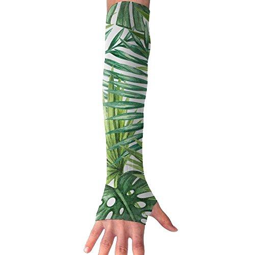 Green 9 Arm Leaf - 6