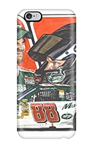 Cleora S. Shelton's Shop Best Iphone 6 Plus Hard Back With Bumper Silicone Gel Tpu Case Cover Dale Earnhardt Jr