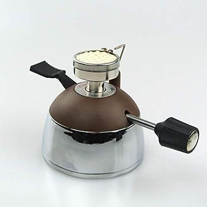 AQANATURE - Cafetera de acero inoxidable con sifón de café ...