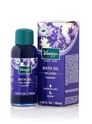 Kneipp Lavender Herbal Bath Oil, Relaxing Soak, 3.38 fl. ()